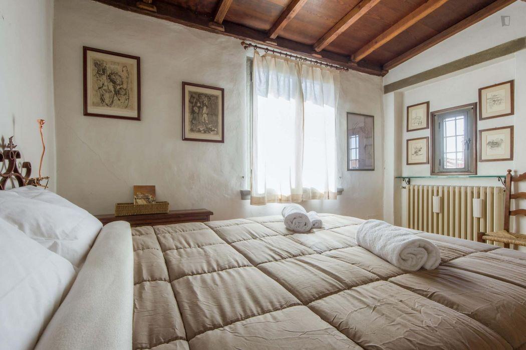 Wonderful 1-bedroom apartment close to Ponte Vecchio