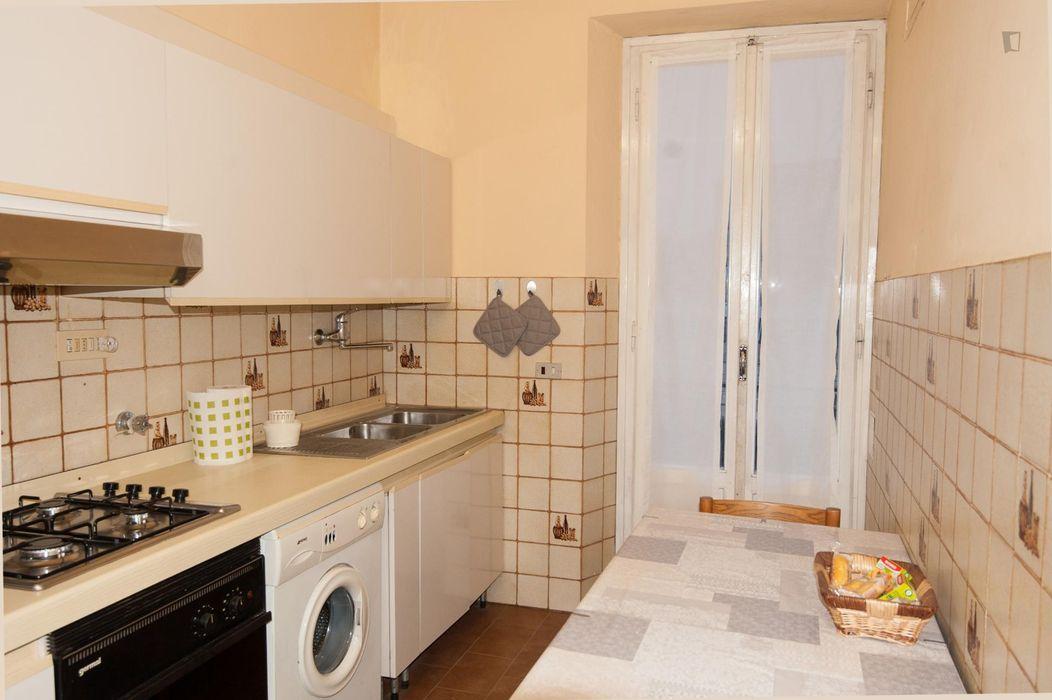 2-Bedroom apartment in Quartiere di Sant'Ambrogio