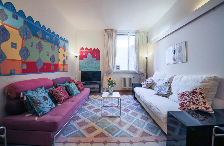 Charismatic 2-bedroom apartment near Basilica di Santa Croce di Firenze