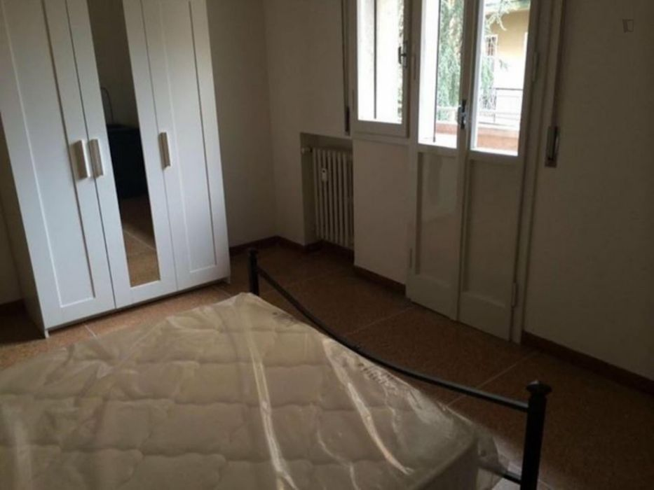Nice single bedroom in Mazzini neighbourhood