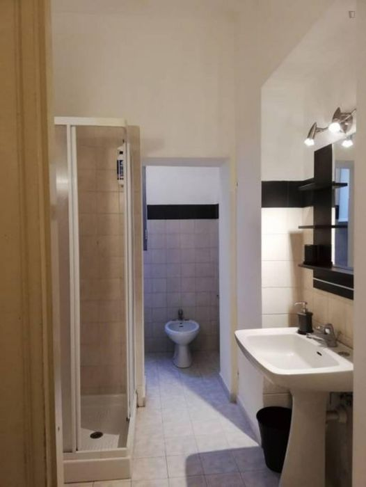 Cool 1-bedroom apartment close to Lingotto metro station