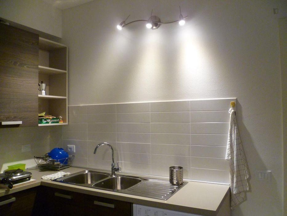 Comfortable 1-bedroom apartment close to Parco delle Cascine