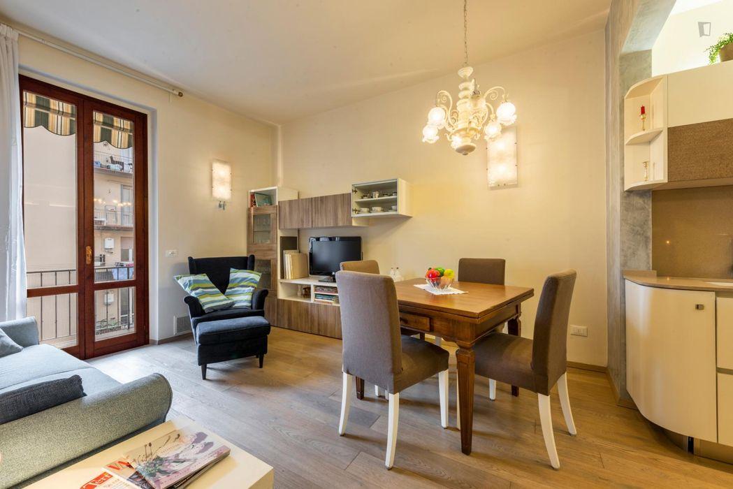 2-Bedroom apartment near Coverciano