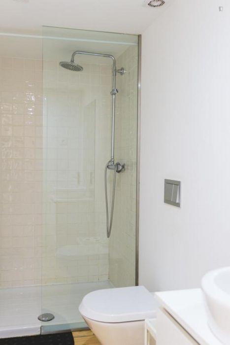 1-Bedroom apartment near Jardim Marques de Oliveira