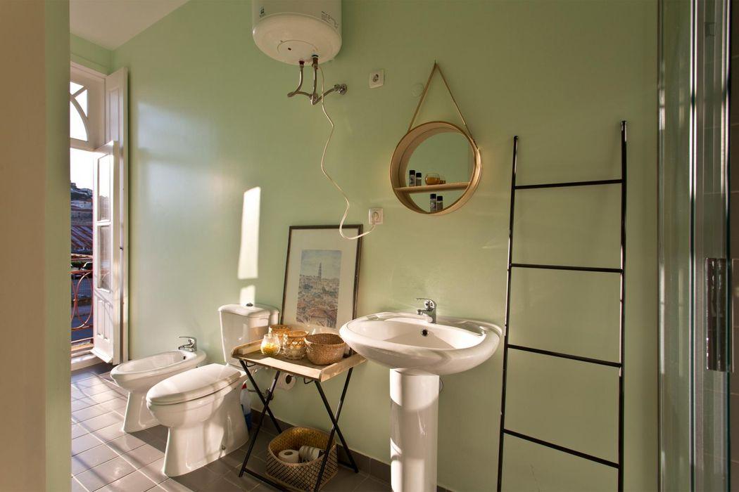 2-Bedroom apartment near Muralha Fernandina