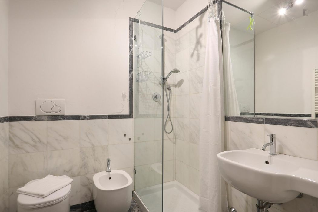1-Bedroom apartment near Terzo Giardino
