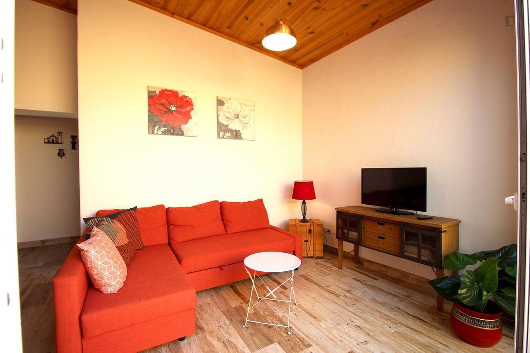 2-Bedroom house near Aeroporto de Faro