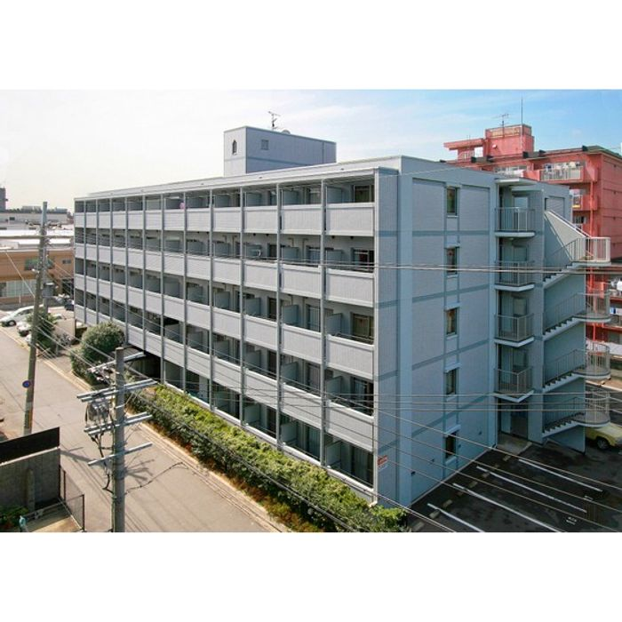 Student accommodation photo for Gakusei Kaikan Sun Rekkusu Fushimi in Fushimi, Kyoto