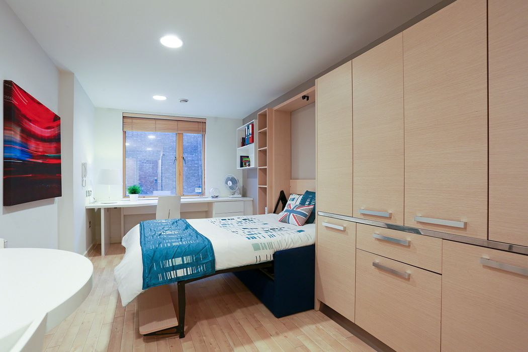 Student accommodation photo for Kirby Street in Clerkenwell, London