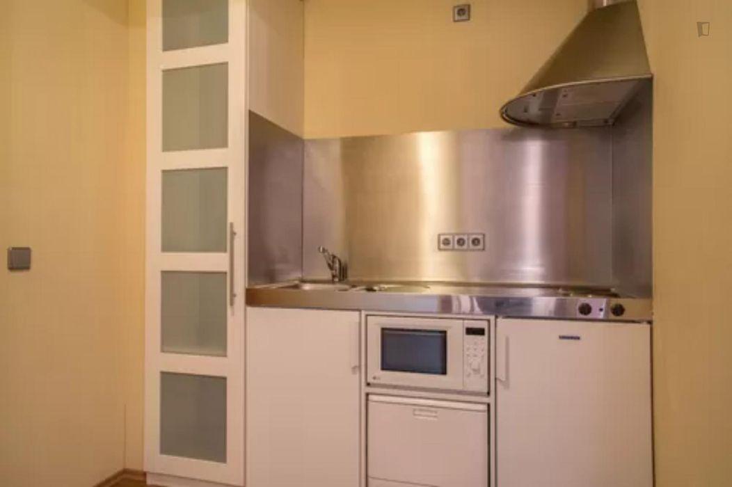 1-Bedroom apartment, in a hotel in Stuttgart-Gerlingen