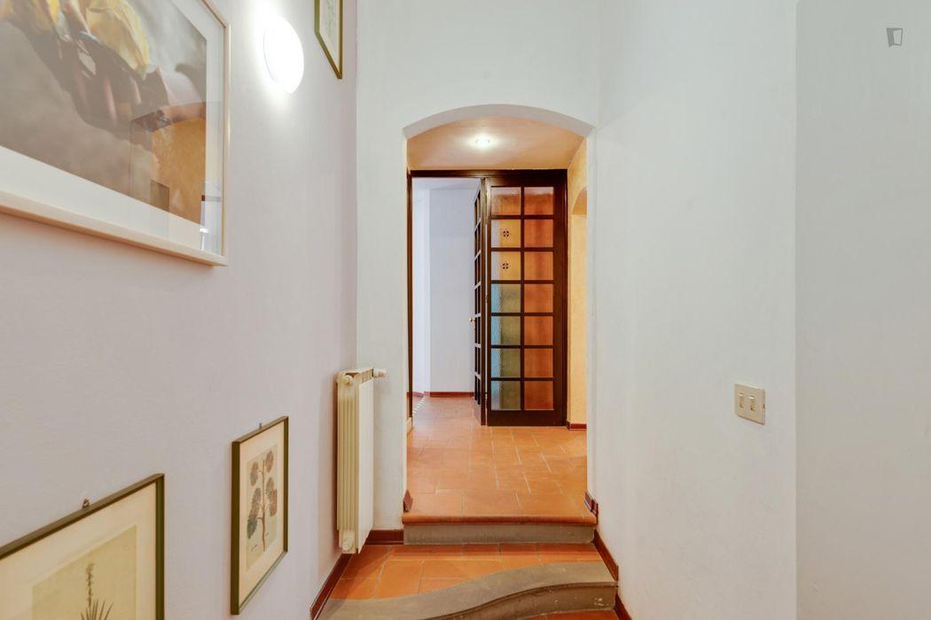 2-Bedroom apartment near Giardino di Boboli