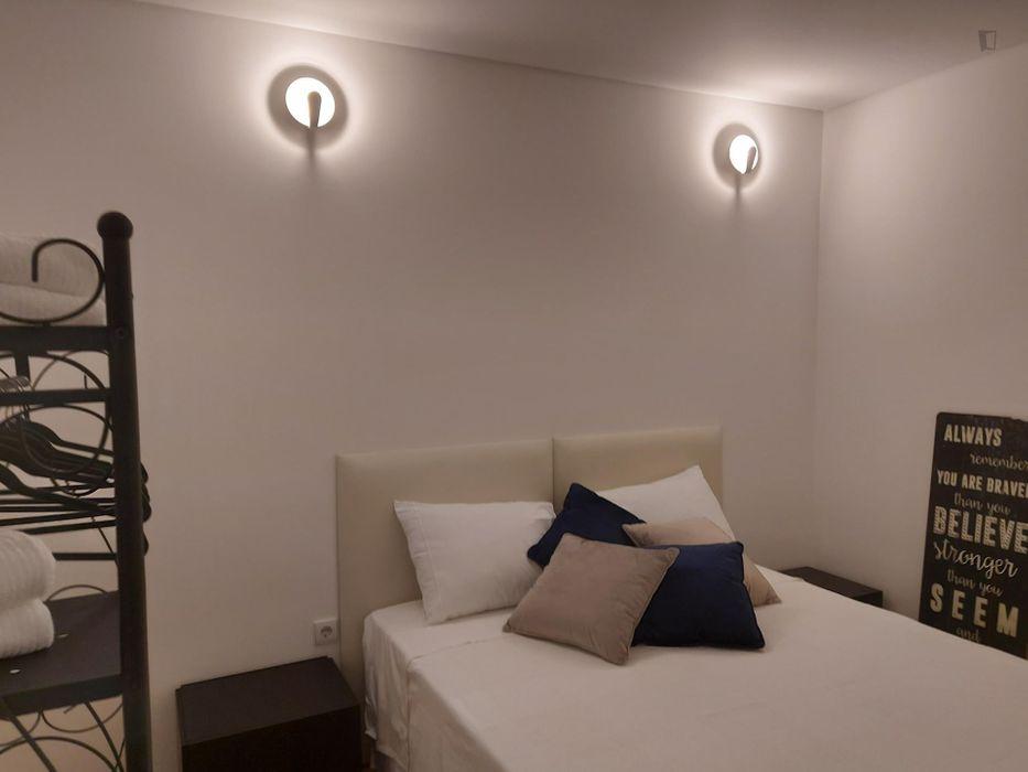 Nice 1-bedroom apartment around 24 de Agosto metro station
