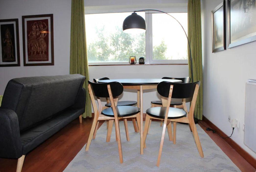 Comfy 1 bedroom apartment in Lumiar
