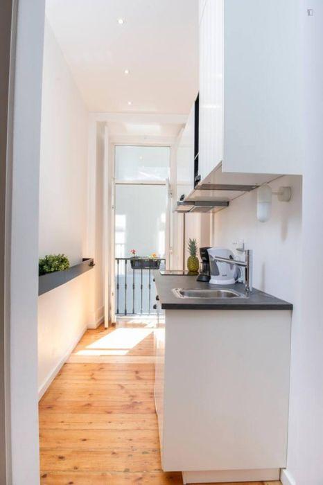 Charming 2 bedroom apartment close to Estrela Garden, ISEG and IADE