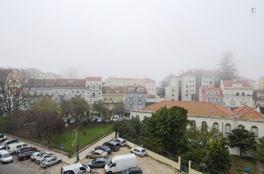 1-Bedroom flat in the traditional Graça neighbourhood