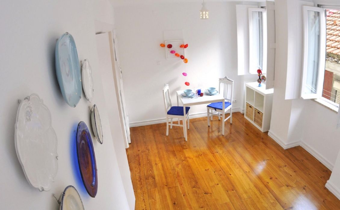 Cozy 1 bed room apartment in Alfama, close to ISPA
