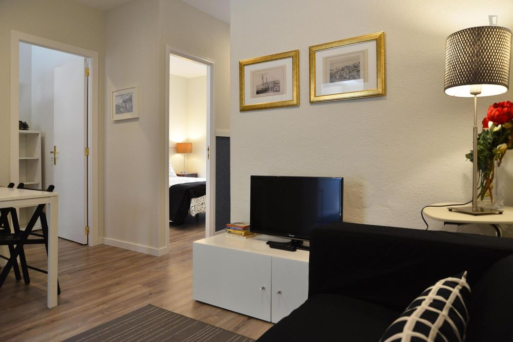 Lovely 3-bedroom apartment in Campolide
