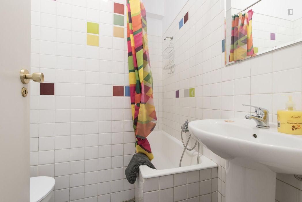 Impressive single bedroom close to Instituto Politécnico de Lisboa