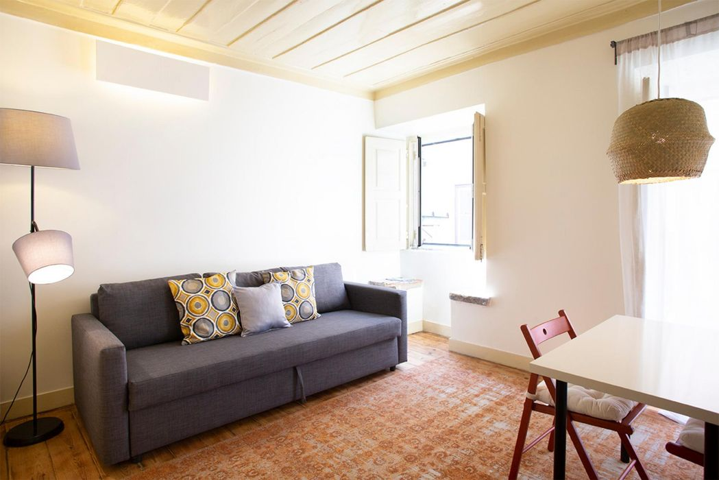 Very nice and modern 1-bedroom apartment in Santos