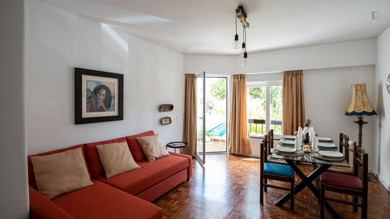 3-Bedroom apartment in Carcavelos