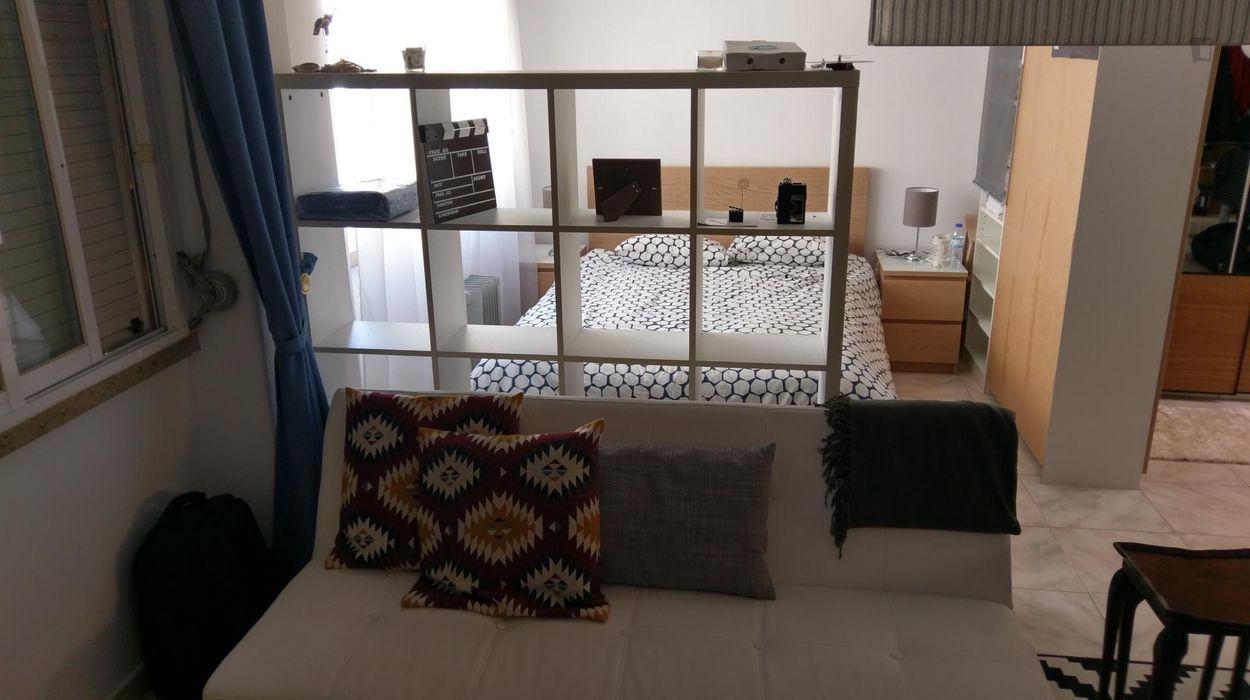 Quiet and spacious studio in Ajuda