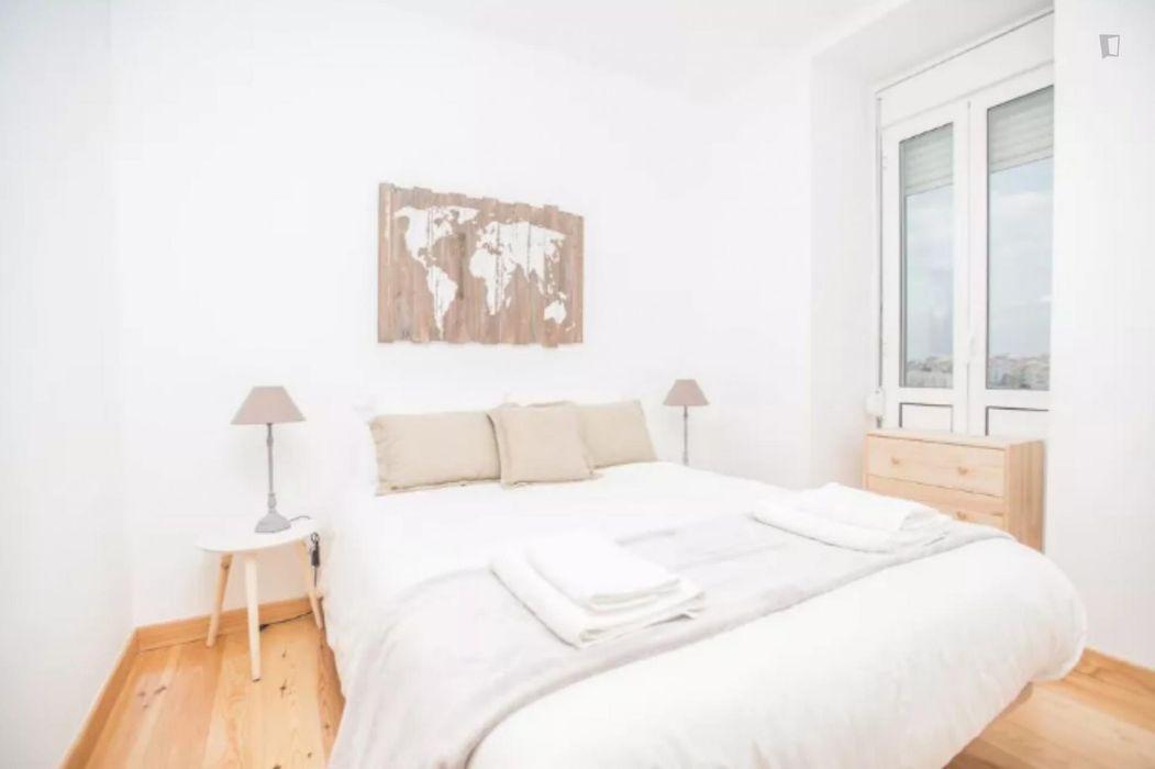 Stylish 2-bedroom apartment in Santa Apolónia