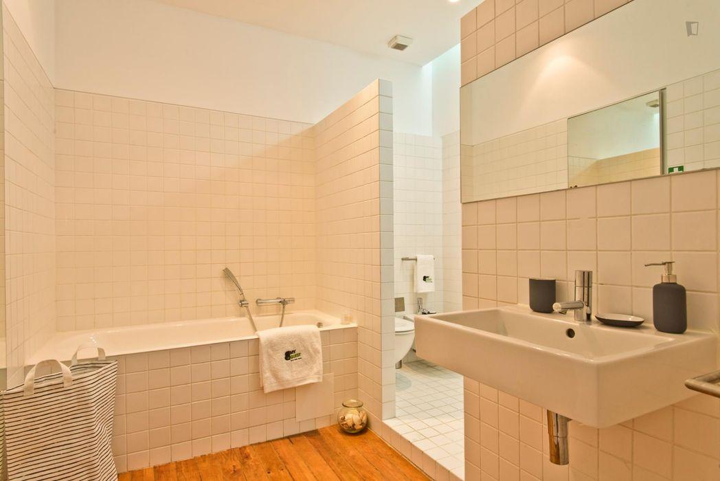 Marvellous 1-bedroom flat in Entrecampos