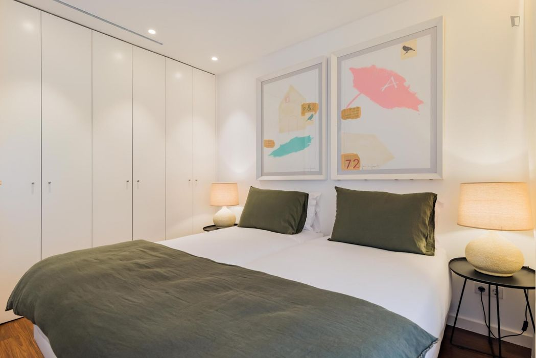 3-Bedroom apartment in Principe Real