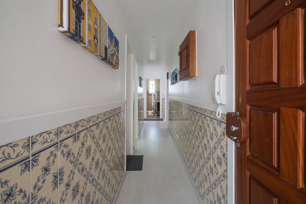 Comfortable single bedroom close to Instituto Superior Técnico