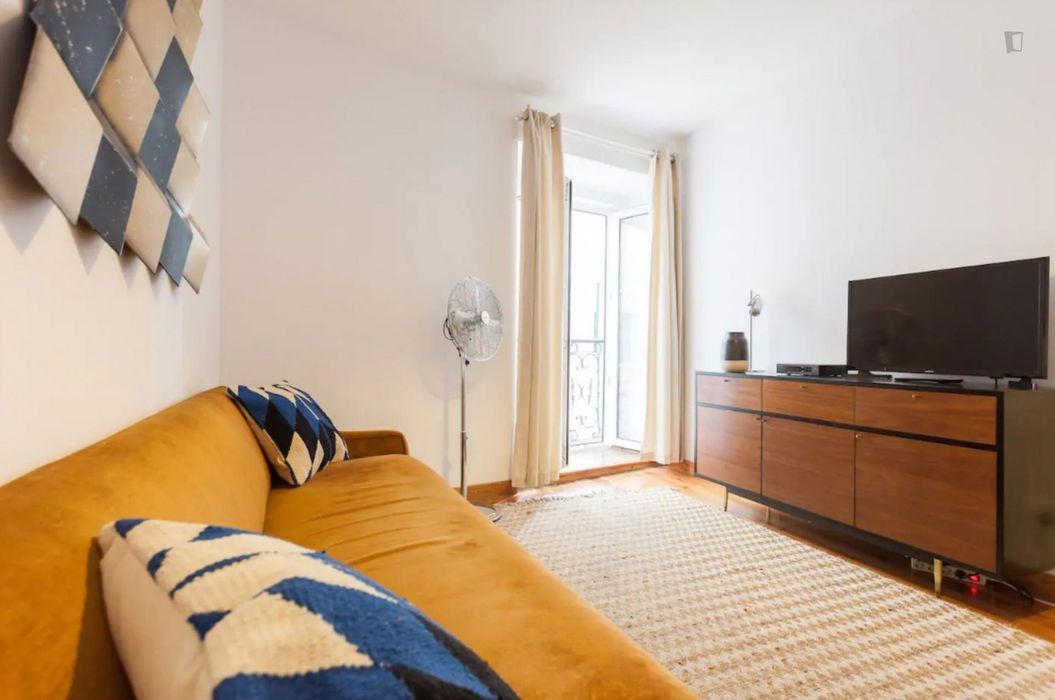 Lovely 1 bedroom apartment in Alfama