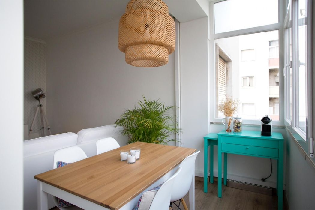 Modern and attractive apartment in Campo de Ourique