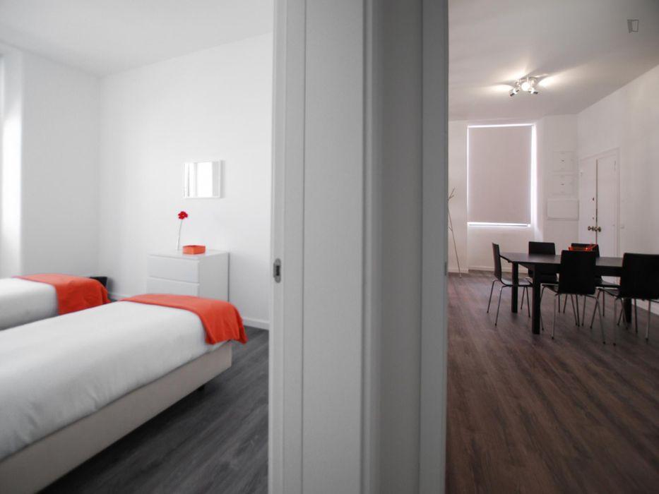 3-Bedroom apartment near Cais do Sodré metro station