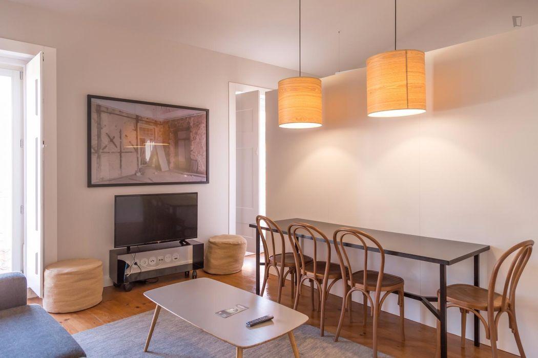 Modern 2-bedroom apartment in São Bento