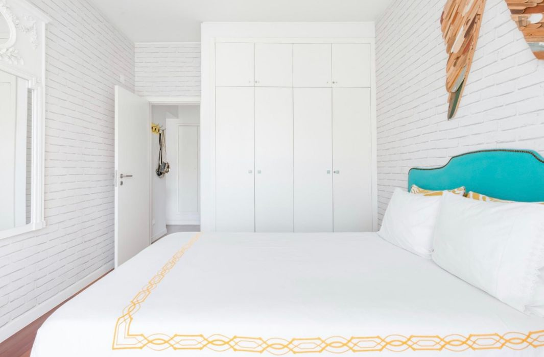 1-Bedroom ant near Marquês de Pombal metro statio