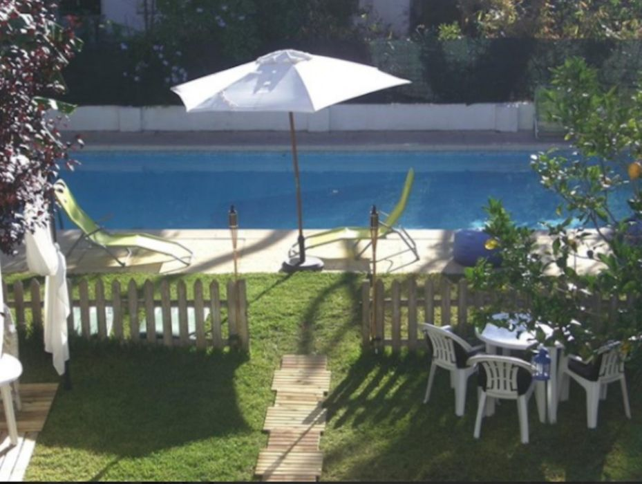 Appealing double bedroom in Cascais