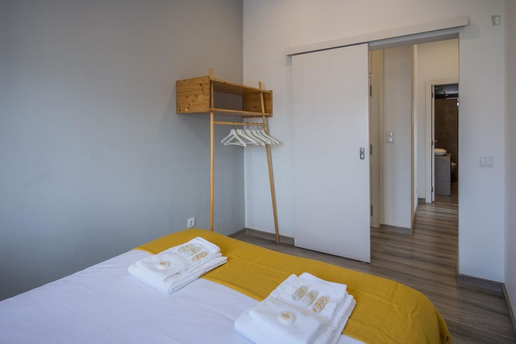 Lovely 2-bedroom apartment near Martim Moniz metro station