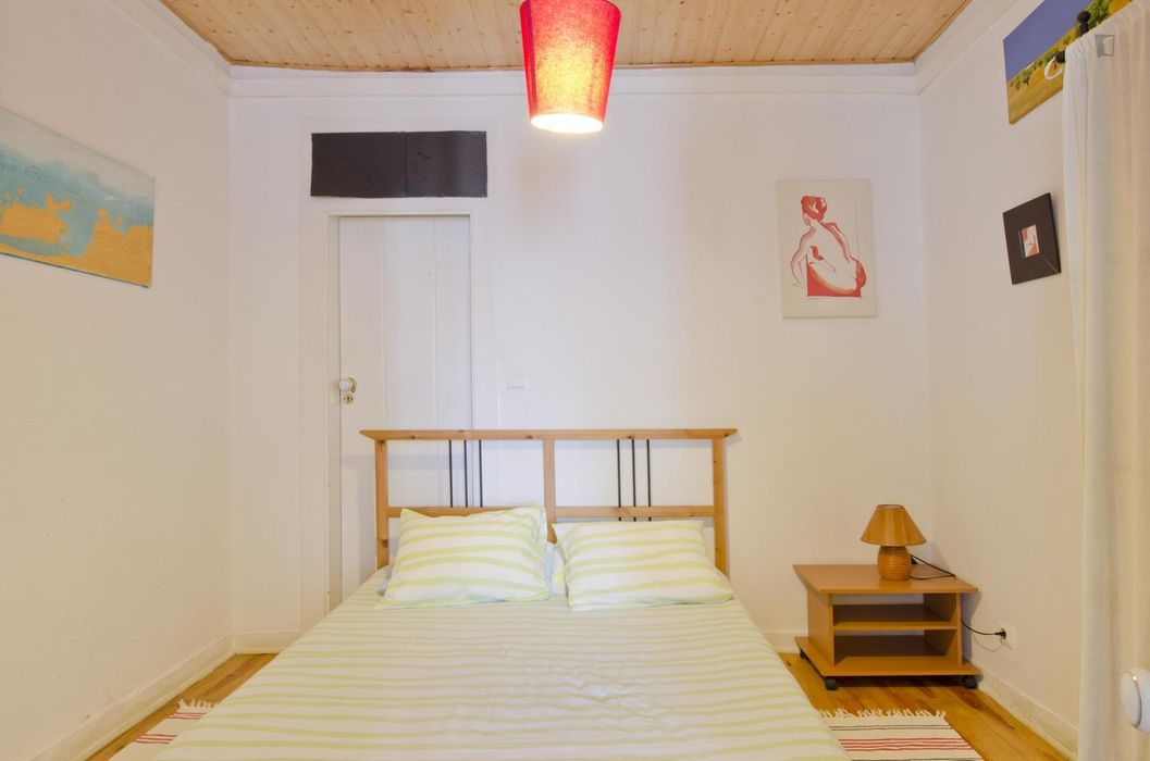 City center big 3 bedroom apartment in Bairro Alto