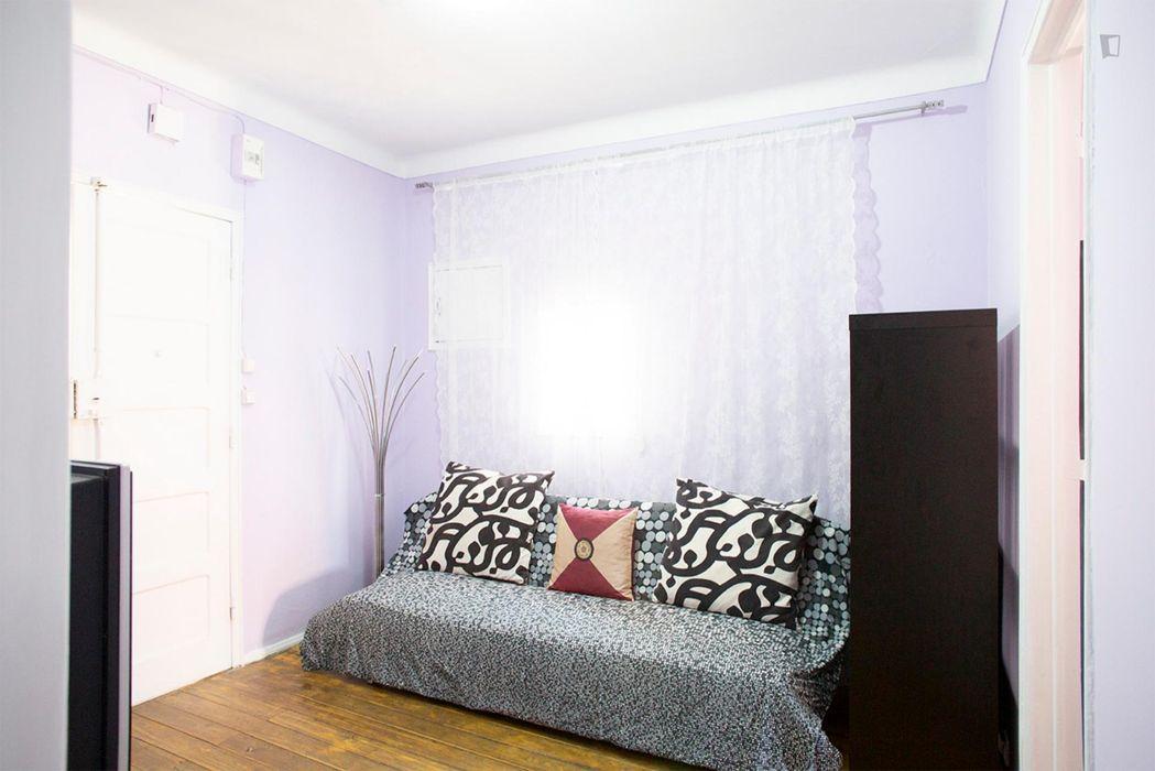 Double bedroom close to Chiado