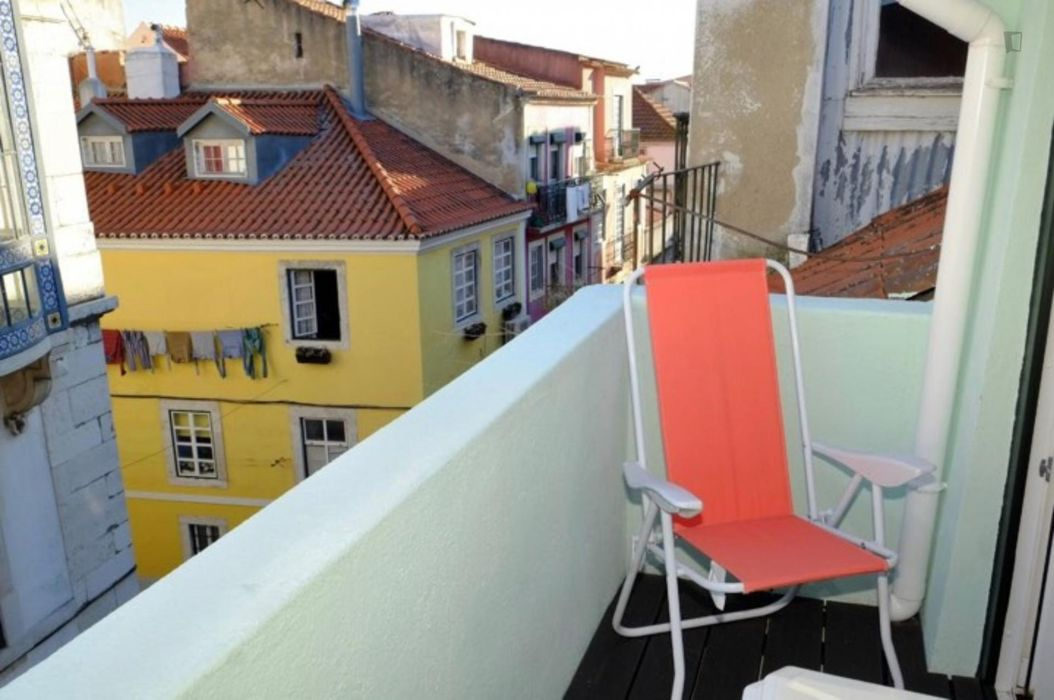 Pleasant 1-bedroom Loft with balcony