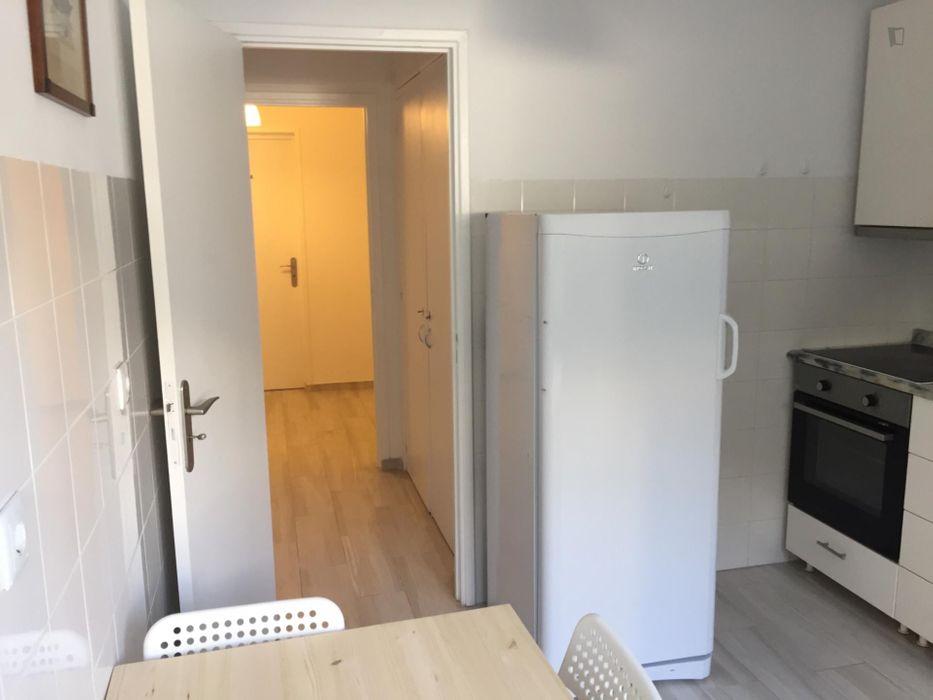 Cosy double bedroom in Belém