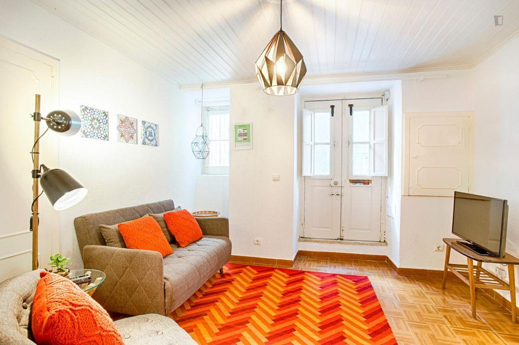 Elegant apartment in Mouraria
