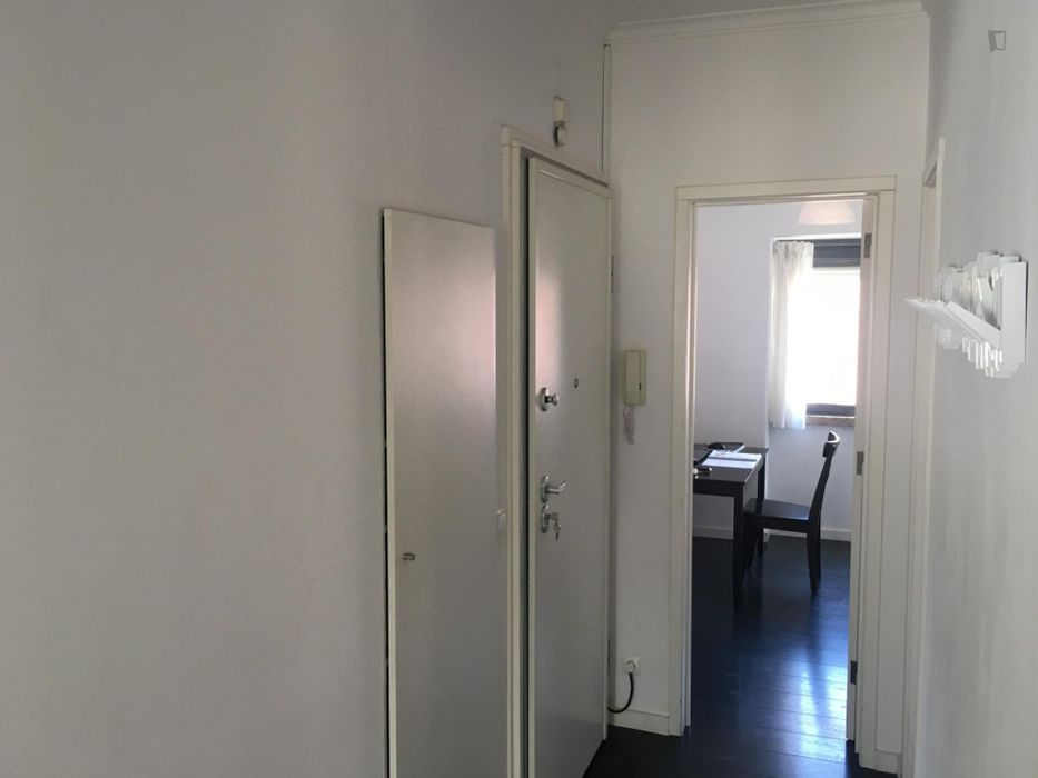 Comfortable, quiet and renovated 2-bedroom apartment - close to Av. Roma