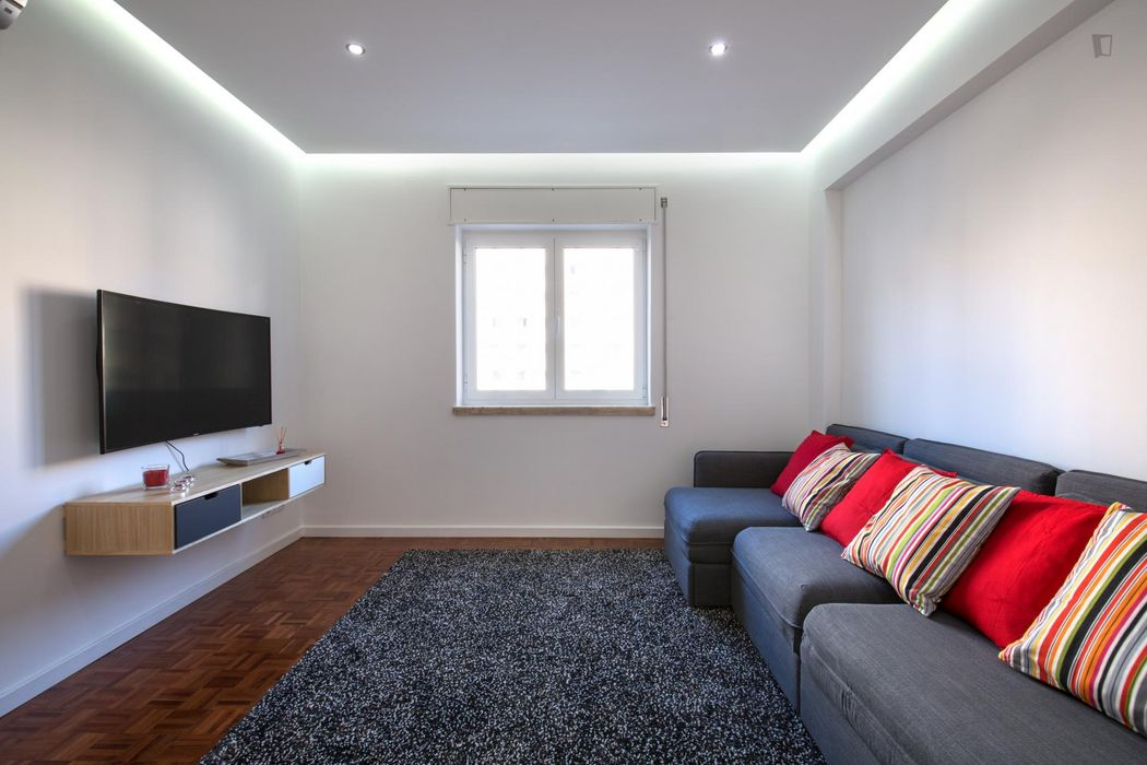 Appealing 1-bedroom apartment in Avenidas Novas
