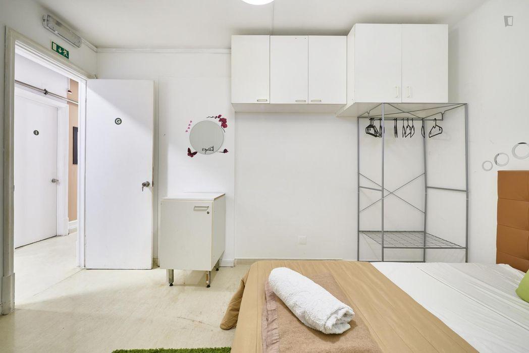 Comfortable double room in Saldanha
