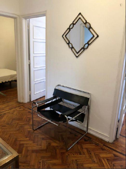 Cosy single bedroom close to Universidade de Lisboa