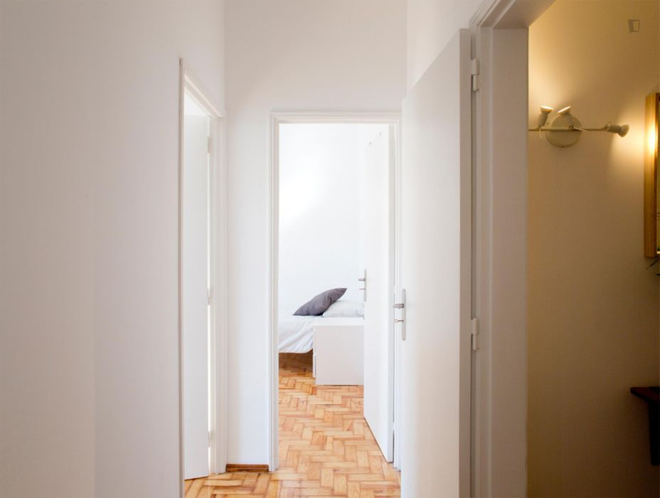 Homely single room in Picoas