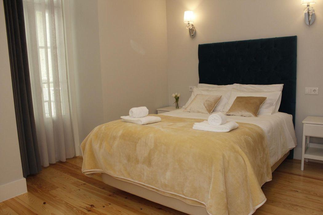 2-Bedroom apartment near Baixa-Chiado metro station