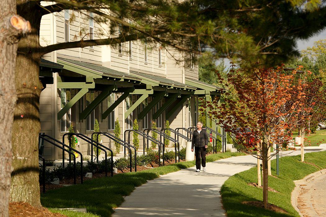 Arlington Cottages & Townhomes