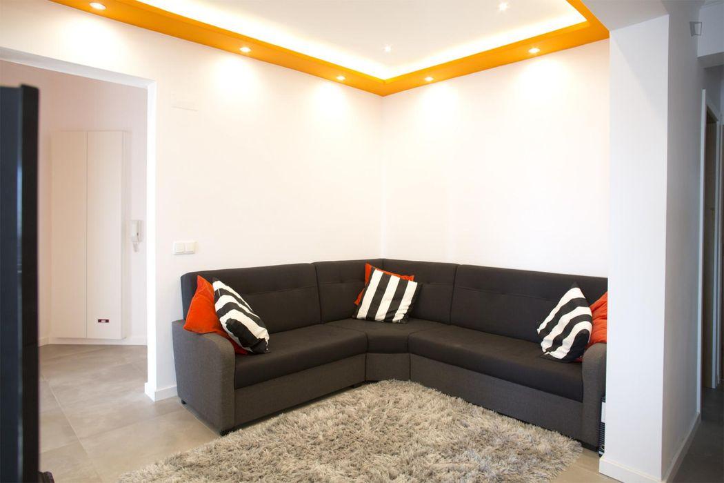 Double room near Instituto Superior de Engenharia