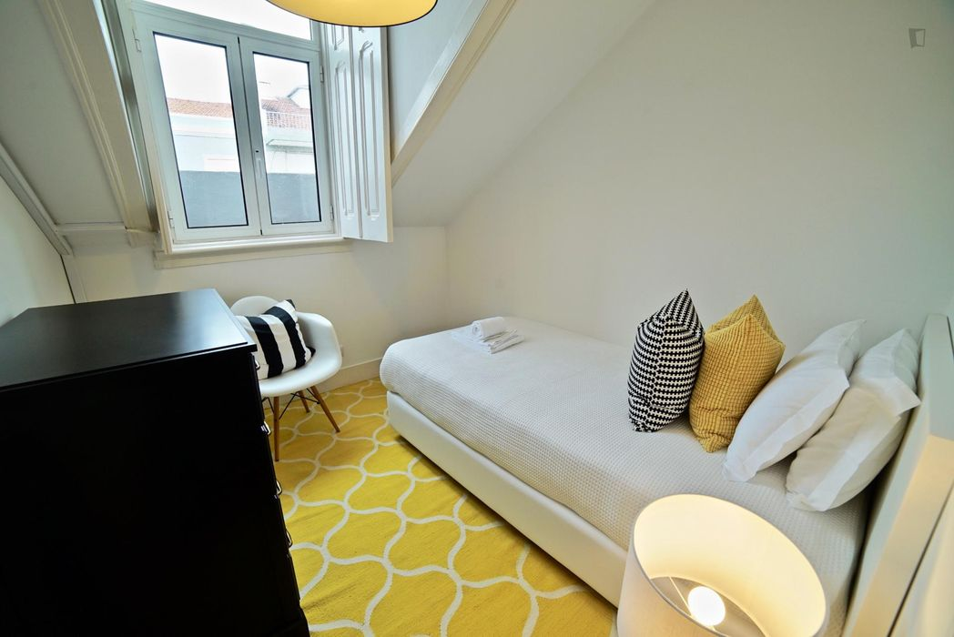 Modern 2-Bedroom apartment located in Campo de Ourique